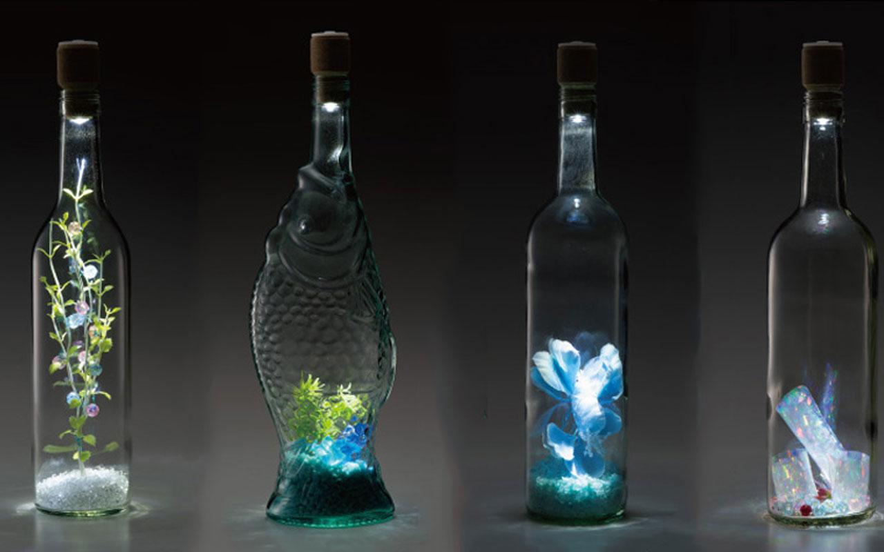 Kaj je res v steklenički