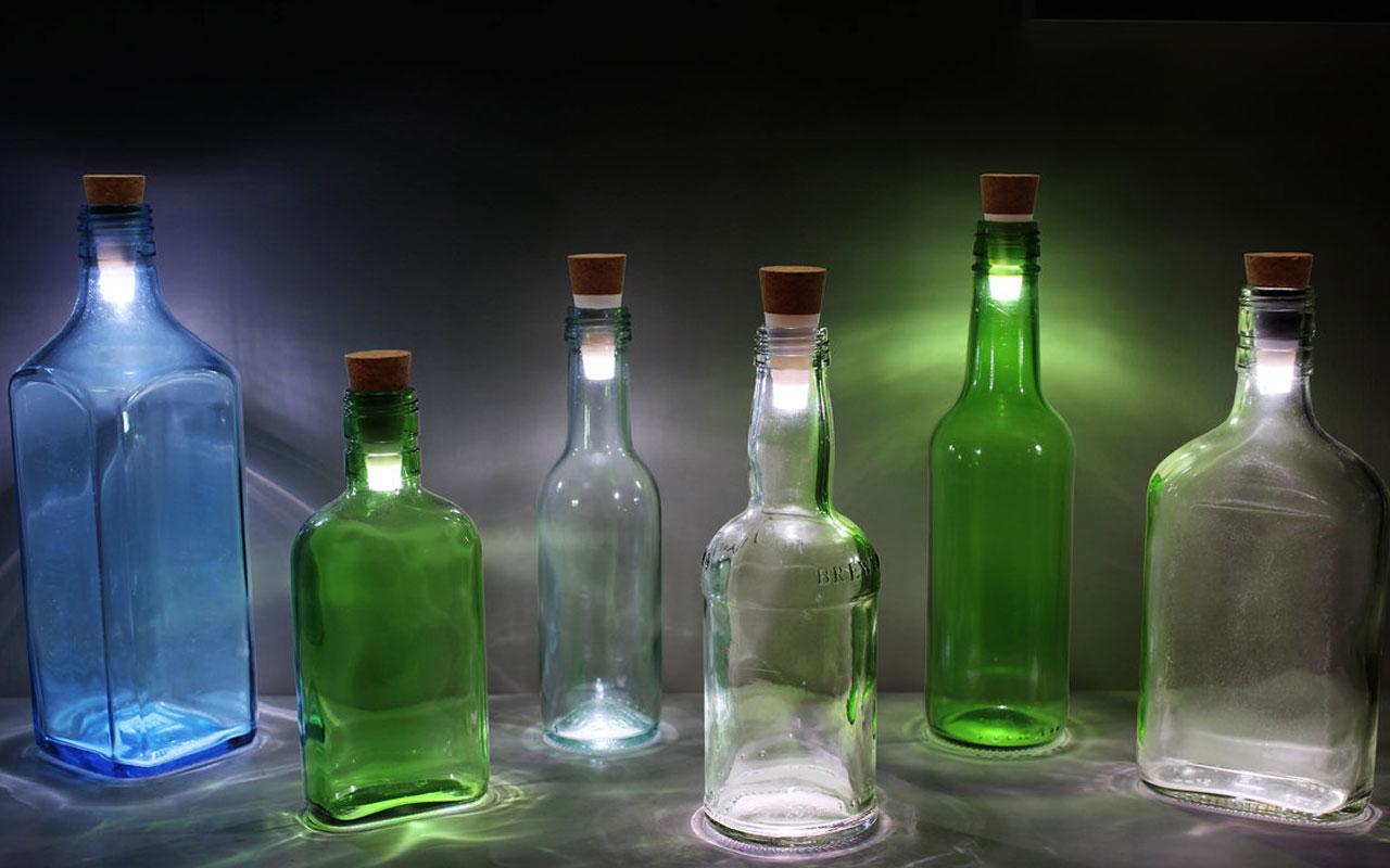 Kaj je res v steklenički? 2. del