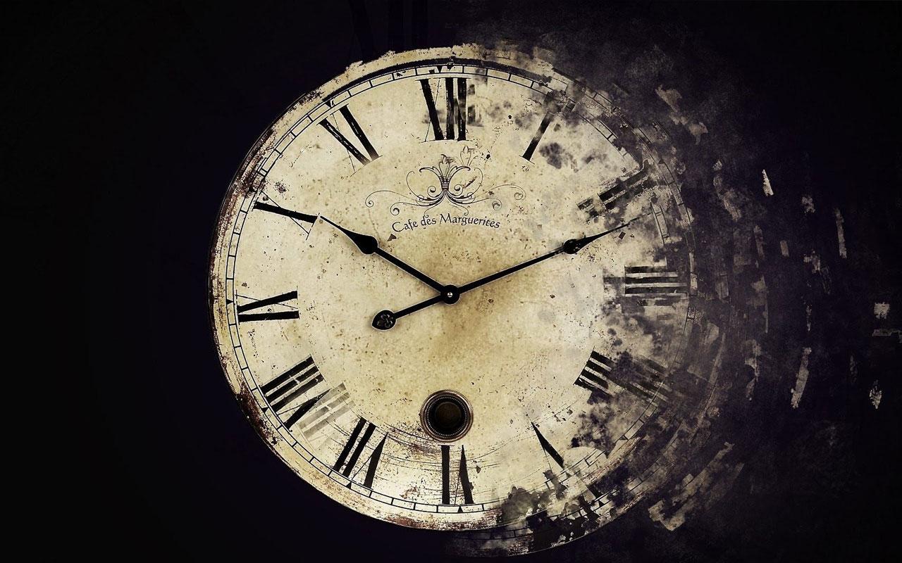 Čas je vse kar imam